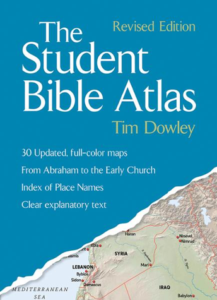 The Student Bible Atlas